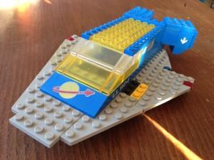 Lego-rakett 2