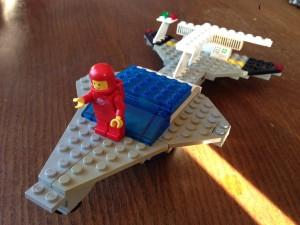 Lego-rakett 1